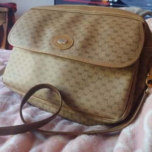GUCCI anniversary collection vintage crossbody GG